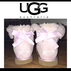 UGG big girl boots size 1